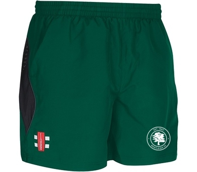 Westleigh CC Clothing GN Training Shorts Green