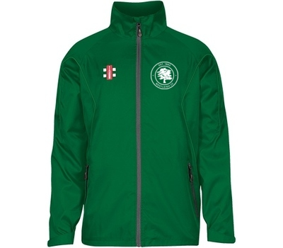 Westleigh CC Clothing GN Tracksuit Jacket Green