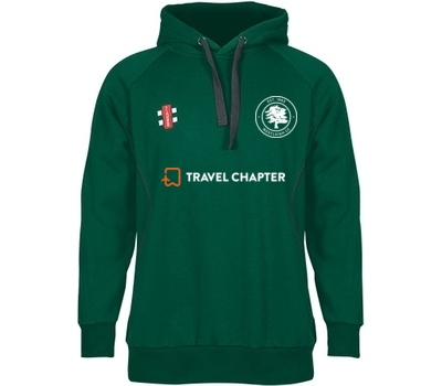 Gray Nicolls Westleigh CC Clothing GN Hoodie Green