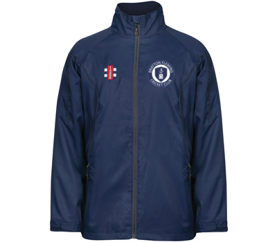 Gray Nicolls Bratton Fleming CC GN Tracksuit Jacket Navy