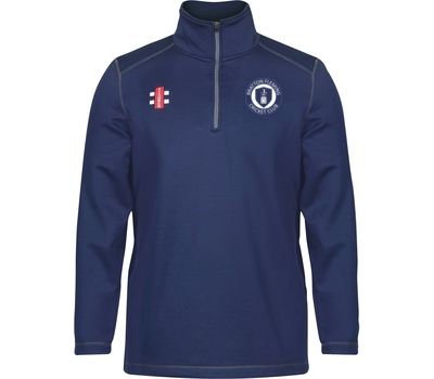 Gray Nicolls Bratton Fleming CC GN Thermo Fleece Navy