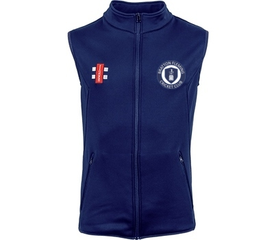 Bratton Fleming CC GN Thermo Gilet Navy