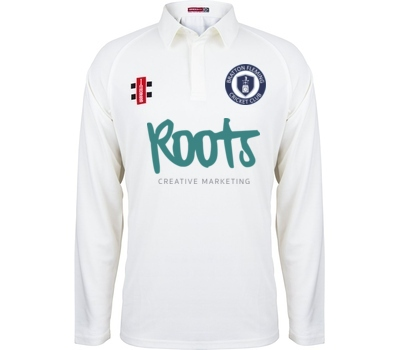 Gray Nicolls Bratton Fleming CC GN Long Sleeve Playing Shirt