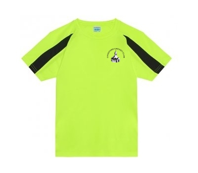 Chagford CC Contrast Training Top