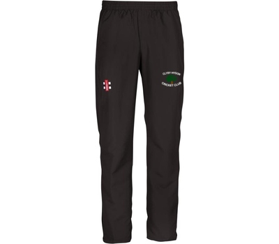 Clyst Hydon CC GN Track Trousers Black