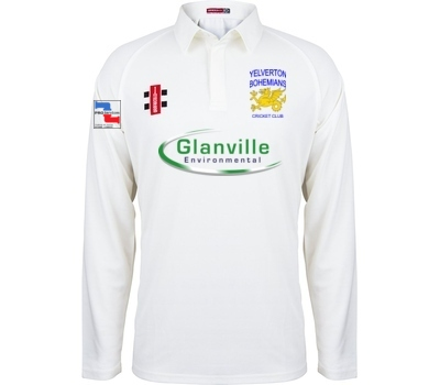 Yelverton Bohemians CC GN Long Sleeve Playing Shirt