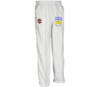 Gray Nicolls Yelverton Bohemians CC GN Matrix Playing Trousers
