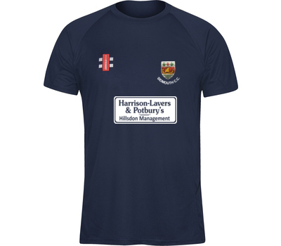 Sidmouth CC GN Training Shirt