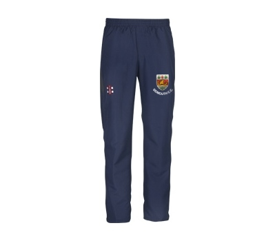 Sidmouth CC GN Track Trousers