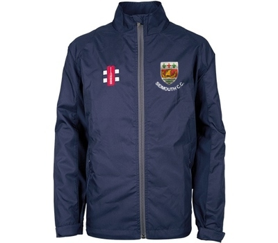 Sidmouth CC GN Matrix Jacket