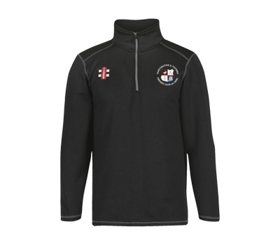 Dartington & Totnes CC Dartington and Totnes CC GN Thermo Fleece Black