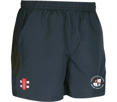 Dartington & Totnes CC Dartington and Totnes CC GN Training Shorts Black