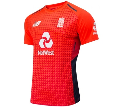 England Cricket England Cricket T20 Replica Playing Shirt