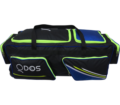 Qdos Cricket Qdos Optimum Deluxe Wheelie Bag