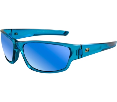 Dirty Dog Dirty Dog Sport Chain Sunglasses Crystal Blue