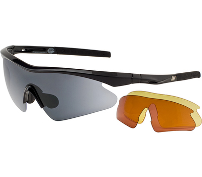 Dirty Dog Dirty Dog Sport Alternator Sunglasses Black