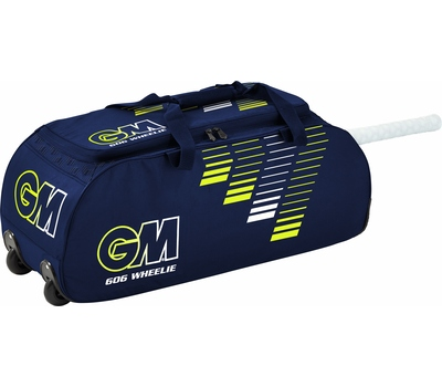 GM Gunn and Moore 606 Wheelie Bag