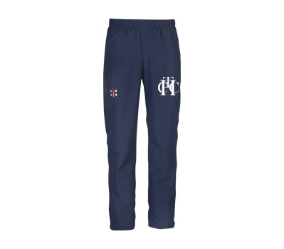 Heathcoat GN Track Trousers Navy
