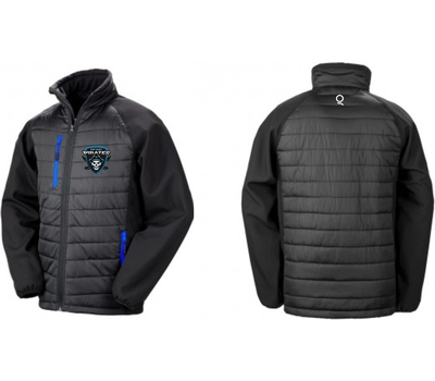 Port Talbot Cricket Club Port Talbot Pirates Padded Jacket