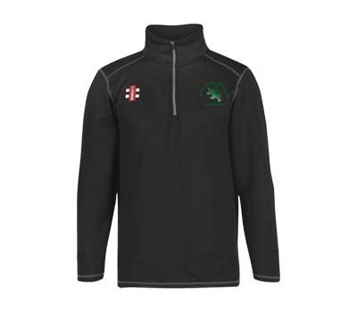 Devon Dumplings Cricket Club GN Thermo Fleece Black