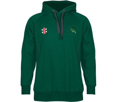 Devon Dumplings Cricket Club GN Hoodie Green
