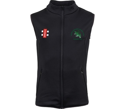 Devon Dumplings Cricket Club GN Thermo Gilet Black