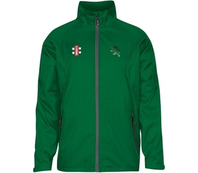 Devon Dumplings Cricket Club GN Tracksuit Jacket Green