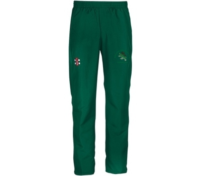 Devon Dumplings Cricket Club GN Track Trousers Green