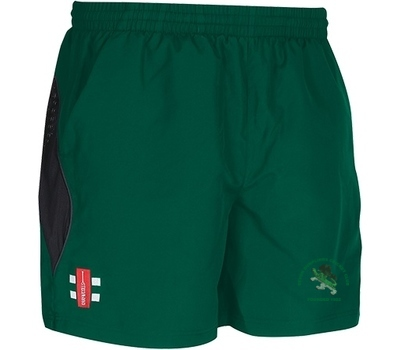 Devon Dumplings Cricket Club GN Training Shorts Green