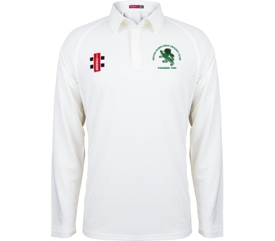 Devon Dumplings Cricket Club GN Long Sleeve Playing Shirt