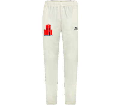 Paignton CC Clothing Shrey Performance Playing Trousers