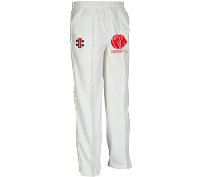 Gray Nicolls Sidbury CC GN Matrix Playing Trousers