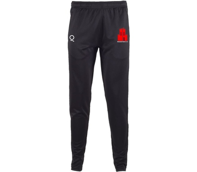 Paignton CC Clothing Black Slim Leg Trousers