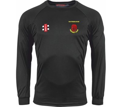 Hatherleigh CC Hatherleigh Cricket Club Long Sleeve Training Shirt