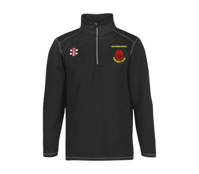 Hatherleigh CC Clothing GN Thermo Fleece Black