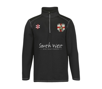 Clyst St George CC  GN Thermo Fleece Black