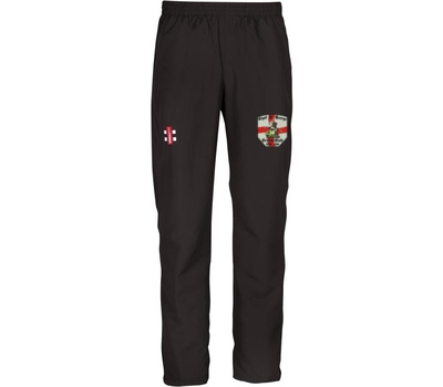 Clyst St George CC  GN Track Trousers Black