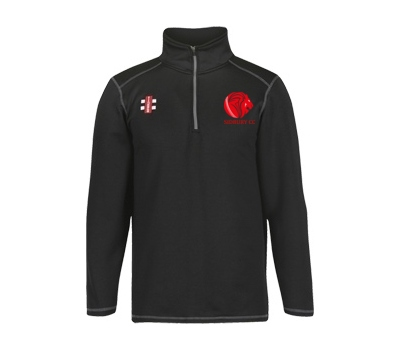 Sidbury CC GN Thermo Fleece Black