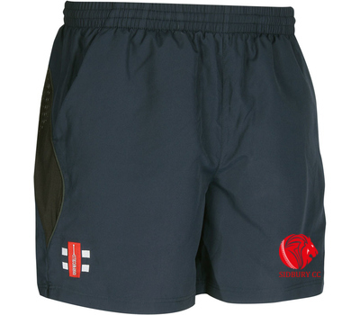 Sidbury CC GN Training Shorts Black