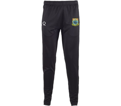 Torquay CC Black Slim Leg Trousers