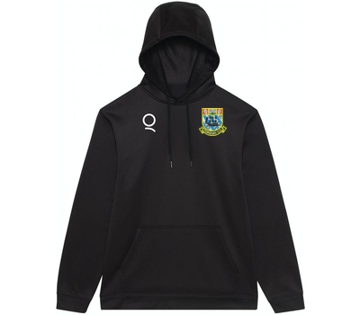 Qdos Cricket Torquay CC Black Performance Hoodie