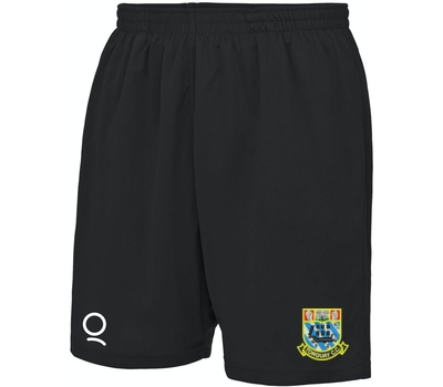 Torquay CC Black Training Shorts