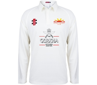 Sunset CC GN Long Sleeve Playing Shirt
