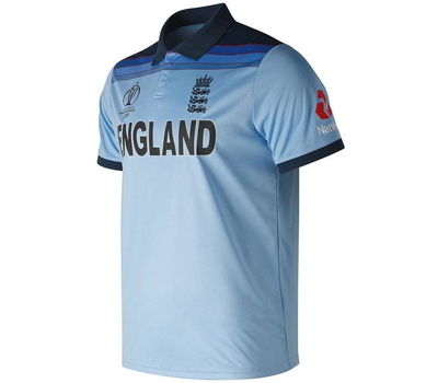 New Balance England World Cup 2019 ODI Playing Shirt