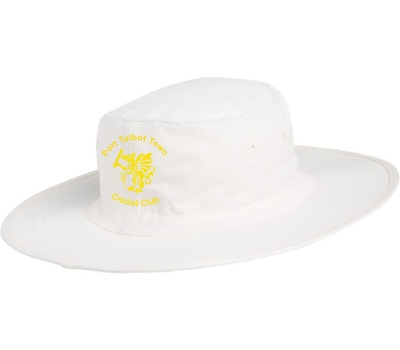 Port Talbot Cricket Club Port Talbot Sun Hat