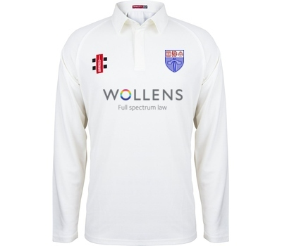 South Devon CC GN Long Sleeve Playing Shirt