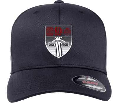 South Devon CC Navy Flexfit Cap