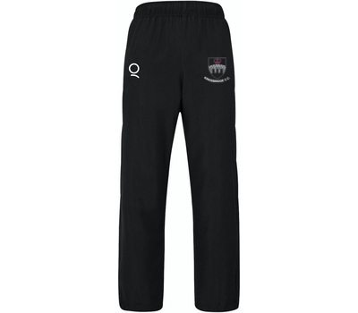 Kingsbridge CC Black Straight Leg Training Pants