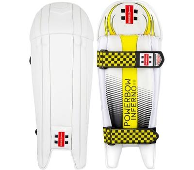 Gray Nicolls Gray Nicolls Powerbow Inferno Wicket Keeping Pads
