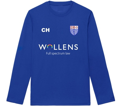 South Devon CC South Devon CC Long Sleeve Training Shirt